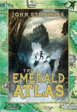 Emerald Atlas by John Stephens