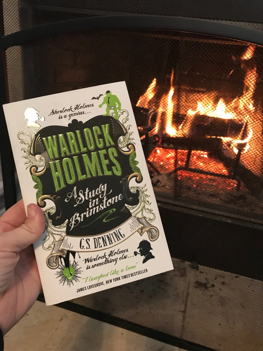 Warlock Holmes: A Study in Brimstone —Book Review