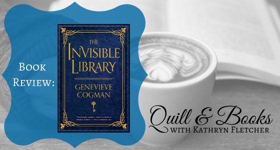 Book Review: The Invisible Library